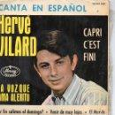 Discos de vinilo: HERVÉ VILARD EP 1966 CANTA EN ESPAÑOL. Lote 69780581