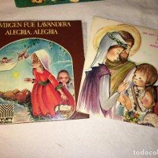 Discos de vinilo: ANTIGUO LOTE COLECCION DE DISCOS SINGLES DE NAVIDAD VILLANCICOS, ENTRAN TODOS. Lote 69784697