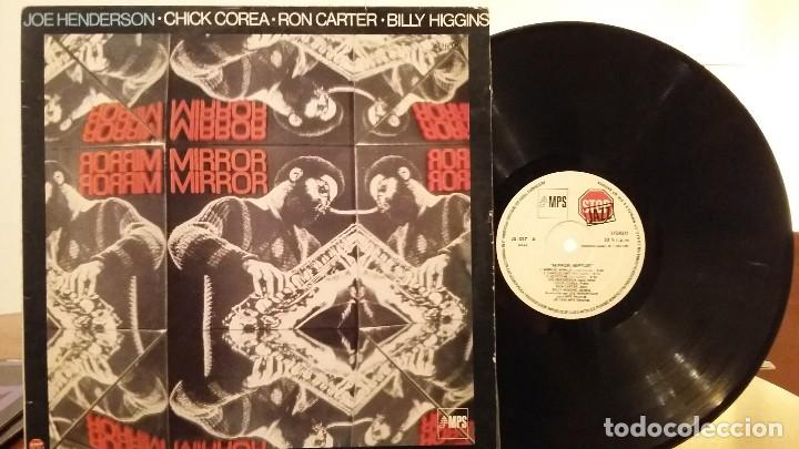 Discos de vinilo: MIRROW--MIRROW ---JOE HENDERSON-CHICK COREA- RON CARTER- BILLY HIGGINS - Foto 1 - 69793693