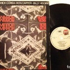 Discos de vinilo: MIRROW--MIRROW ---JOE HENDERSON-CHICK COREA- RON CARTER- BILLY HIGGINS. Lote 69793693