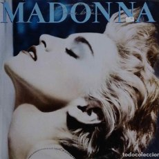 Discos de vinilo: MADONNA. TRUE BLUE. LP FILIPINAS. Lote 69818665