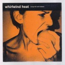 Discos de vinilo: WHIRLWIND HEAD - ORANGE + AUTO MODOWN (SINGLE 7'' 2003, XL RECORDINGS XLS 164) NUEVO. Lote 69833745