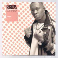 Discos de vinilo: DIZZEE RASCAL - PUSSYOLE + OLD SKOOL (SINGLE 7'' 2007, XL RECORDINGS XLS 285) NUEVO. Lote 69834085
