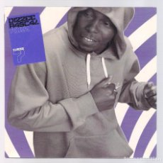 Discos de vinilo: DIZZEE RASCAL - FLEX + PUSSYOLE (SINGLE 7'' 2007, XL RECORDINGS XLS 312) NUEVO. Lote 69834145