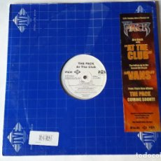 Discos de vinilo: THE PACK - AT THE CLUB - 2006. Lote 69847825