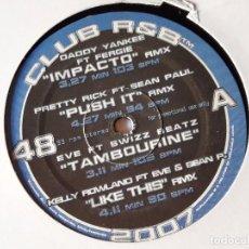 Discos de vinilo: VARIOUS - CLUB R&B. VOLUME 48 - 2007. Lote 69849553
