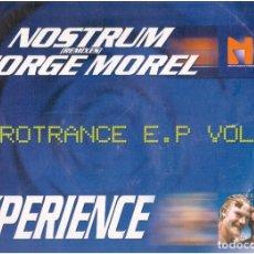 Discos de vinilo: VINILOS LP GEORGE MORELL EL QUE VES. Lote 69854593