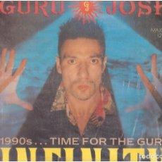 Discos de vinilo: VINILOS LP GURU JOSH EL QUE VES. Lote 69855525