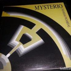 Discos de vinilo: MYSTERIO-PROMESAS PROHIBIDAS-MAXI SINGLE-NUEVO-1994. Lote 69856437