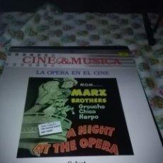 Discos de vinilo: CINE MUSICA LA OPERA EN EL CINE. C7V. Lote 69868821