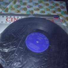Discos de vinilo: MEMORIAS ANTOLOGICAS DEL CANTE FLAMENCO POR PEPE MARCHENA. SIN FUNDO. SOLAMENTE EL DISCO. C7V. Lote 69870033