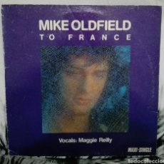 Discos de vinilo: DISCO DE VINILO MIKE OLDFIELD - TO FRANCE. Lote 69882209