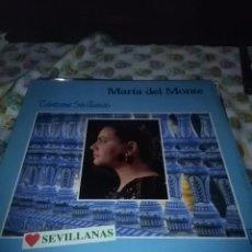 Discos de vinilo: CÁNTAME SEVILLANAS. MARÍA DEL MONTE. C7V. Lote 69894829