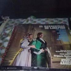 Discos de vinilo: EL BARBERILLO DE LAVAPIES. C7V. Lote 69895841