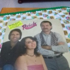 Discos de vinilo: REVUELO. SEVILLANAS. CONTIENE AMARIVIRIVILLO EL ORO. ME CASE CON UN ENANO Y OTROS.. C7V. Lote 69898109