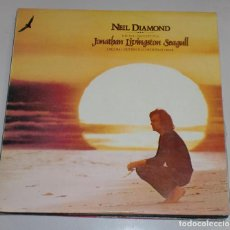 Discos de vinilo: LP. NEIL DIAMOND. JONATHEN LIVINGSTON SEAGULL. 1973. CBS. Lote 69900189