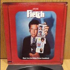 Discos de vinilo: B.S.O. FLETCH. / HAROLD FALTERMEYER. LP / MCA RECORDS - 1985 / MBC. ***/***. Lote 69916349