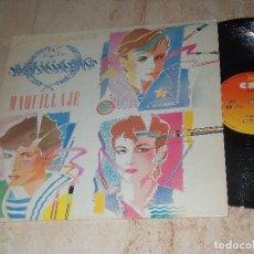 Discos de vinilo: MAXI VINILO MECANO - MAQUILLAJE / ORIG. SPAIN 1982 / CBS RECORDS / MOVIDA MADRILEÑA. Lote 69917397