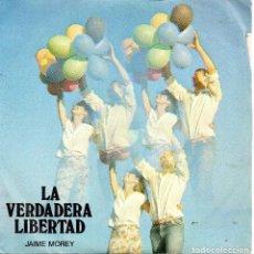 Discos de vinilo: JAIME MOREY SINGLE PROMO 1977. Lote 69952213