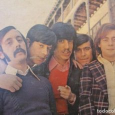 Discos de vinilo: LO MEJOR DE LO MEJOR FORMULA V EVA MARIA Y+ LP T78 ESTADO REGULAR G RARO Y ESCASO RAREZA. Lote 69970429