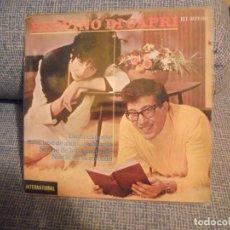 Discos de vinilo: PEPPINO DI CAPRI, EP SELLO HISPAVOX HI 307-06 LUNA CAPRESE + 3, AÑO 1964. Lote 69971545