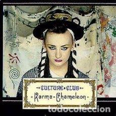 Discos de vinilo: CULTURE CLUB - KARMA CHAMELEON. Lote 69984045