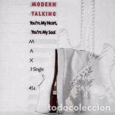 Discos de vinilo: MODERN TALKING - YOU'RE MY HEART, YOU'RE MY SOUL. Lote 69985261