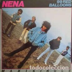 Discos de vinilo: NENA - 99 RED BALLOONS. Lote 69986449