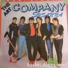 Discos de vinilo: THE ART COMPANY - SUSANNA. Lote 69987937