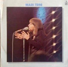 Discos de vinilo: MARI TRINI, DISCO LP DE VINILO DEL AÑO 1978. Lote 69996369