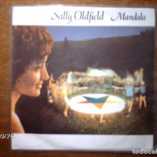 Discos de vinilo: SALLY OLDFIELD - MANDALA + WOMAN OF THE NIGHT . Lote 70009665