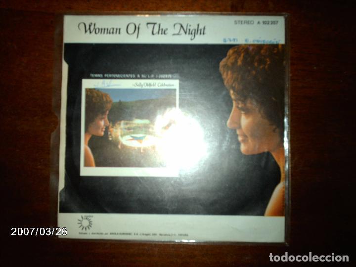 Discos de vinilo: sally oldfield - mandala + woman of the night - Foto 2 - 70009665