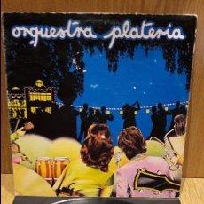 Discos de vinilo: ORQUESTA PLATERIA. MISMO TÍTULO. LP-GATEFOLD / CABRA-EDIGSA - 1978 / MBC. ***/***. Lote 70015277
