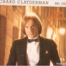 Discos de vinilo: VINILOS RICHARD CLAYDEMAN EL QUE VES. Lote 70025101