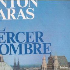 Discos de vinilo: VINILOS EL TERCER HOMBRE DE ANTON KARAS EL QUE VES. Lote 70026097