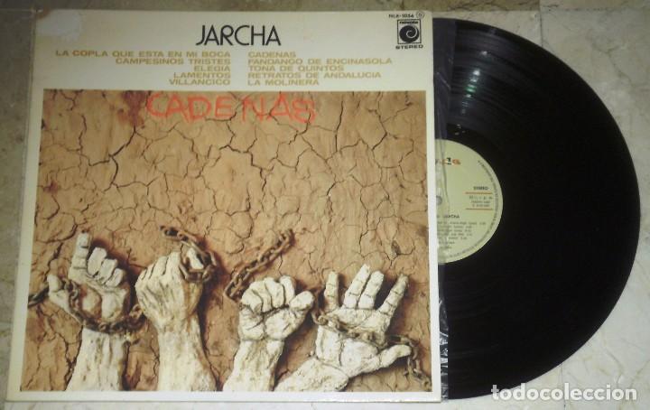 LPCADENASJARCHALPNOVOLA1976 (Música - Discos - LP Vinilo - Grupos Españoles de los 70 y 80)