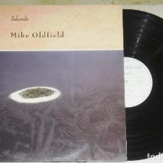 Discos de vinilo: LP MIKE OLDFIELD ISLAND - VIRGIN 1987. Lote 70048013