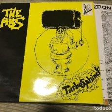 Discos de vinilo: THE ABS - TURBOSPHINCT MAXI UK VINYL SOLUTION 88 - PUNK. Lote 70059125