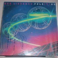 Discos de vinilo: LP. BEN LIEBRAND PULS (T) AR. CLUBMIX. 1990. CBS. Lote 70071469