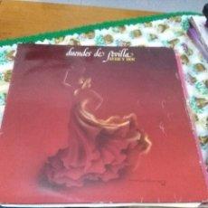 Discos de vinilo: DUENDES DE SEVILLA. AYER Y HOY. C7V. Lote 70071865