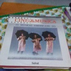 Discos de vinilo: CINE & MÚSICA. EL MUSICAL AMERICANO. II. C7V. Lote 70072129