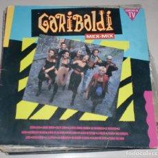 Discos de vinilo: LP. GARIBALDI. MEX-MIX. SANGRITA / CUATE / REVOLUCION / PALENQUE. 1990. EMI-ODEON. Lote 70072881