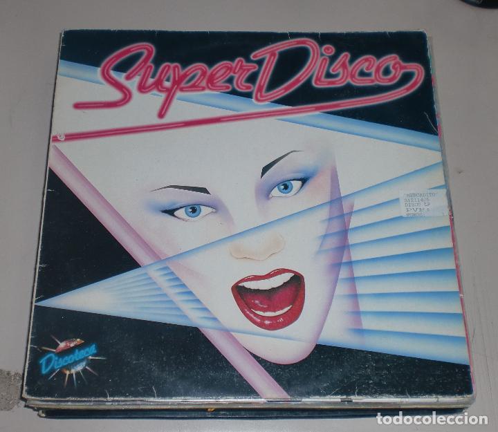 LP. SUPER DISCO. KLEIN AND M.B.O. / KEY OF DREAMS. CBS. 1983 (Música - Discos - LP Vinilo - Disco y Dance)