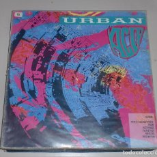 Discos de vinilo: LP. URBAN ACID. 1988. PERDECTLY ORDINARY PEOPLE.. Lote 70075541