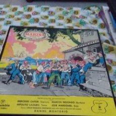Discos de vinilo: CAMPRODÓN MARINA ARRIETA. OBRA COMBRETA EN 2 DISCOS. C7V. Lote 70079553