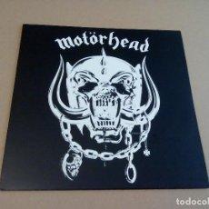 Discos de vinilo: MOTORHEAD - MOTORHEAD (LP REEDICIÓN ACTUAL, CHISWICK 550102) NUEVO. Lote 224932635