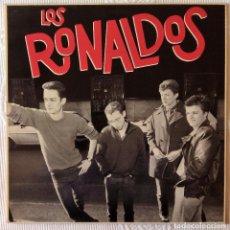 Discos de vinilo: RONALDOS, LOS - IDEM (EMI) LP - ENCARTE -. Lote 70090025