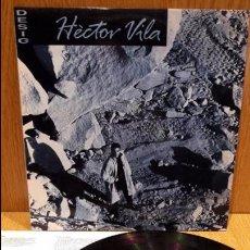 Discos de vinilo: HÈCTOR VILA. DESIG. LP / PICAP - 1989 / MBC. ***/***. Lote 70096325