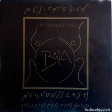 Discos de vinilo: BANDERAS DE MAYO. ME SIENTO BIEN. MAXI SINGLE 3 TEMAS. Lote 70101245
