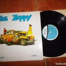 Discos de vinilo: LOS ZEPPY LP VINILO HECHO EN VENEZUELA EMILIO MUÑOZ Y SU CONJUNTO CONTIENE 12 TEMAS POP ROCK 60'S. Lote 70111097